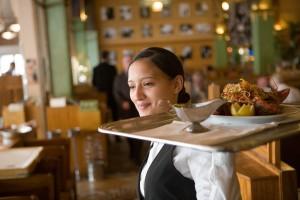 """Brasserie """"La Coupole"""", Paris 14e Le service en salle"""