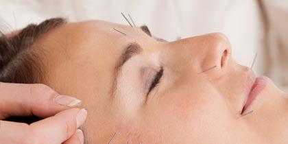 Esthétique et acupuncture